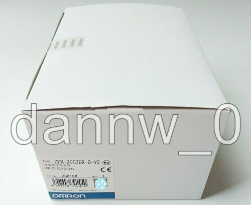 Details about  /1PC New in Box Omron ZEN-20C3DR-D-V2