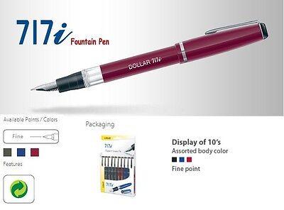 Dollar Fountain Pen 717i , 1 Piece