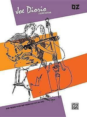 Joe Diorio Fusion Guitar; Diorio, Joe, Guitar teaching (pop) - 157623536X