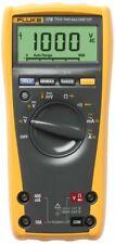 Fluke 179 True Rms Digital Multimeter Backlit Displayauto Hold 1000v 10a Acdc