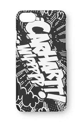 Carhartt Wip Comic Iphone Hardcase, White/black