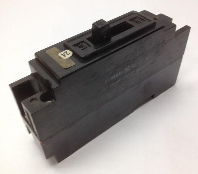 GENERAL ELECTRIC GE TQP140 1 POLE 40 AMP 120//240 VOLT Circuit Breaker
