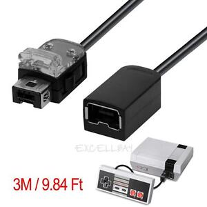 3m-Game-Controller-Extension-Cable-Cord-for-Nintendo-Mini-NES-Wii-Controller