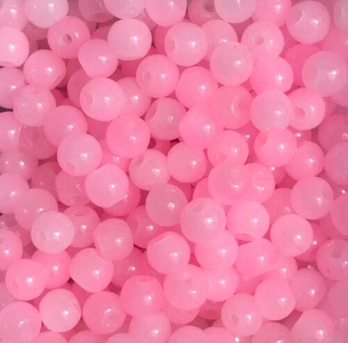 Ø 4 mm 37476 50 pièces Miperla Perles de Verre Light-Rose