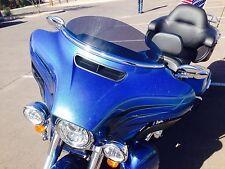 "Harley 6"" Windshield Dark Tint - / ElectraGlide / Ultra Classic / 2014 - 2017"