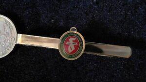 Brauerei Feldschlößchen Krawattenklamm<wbr/>er Tie Clip Geldscheinklam<wbr/>mer Krawattenhal