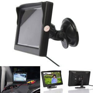 S1-5-034-Tft-Lcd-Rear-View-Monitor-Car-Backup-Reverse-Camera-Stand-Cable-Set