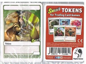 Smash Up Token-Set for Trading Card Games *NEU & OVP* deutsch