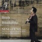 Bruch: Scottish Fantasy; Tchaikovsky: Violin Concerto in D (2014)