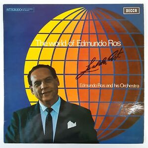 LP-Vinyl-12-034-The-World-Of-Edmundo-Ros-And-His-Orchestra-DECCA-118-501-DY