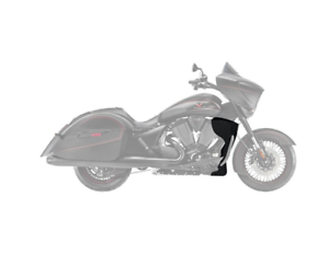 Details about VICTORY MOTORCYCLES METASHEEN BLACK FAIRING LOWERS FOR ALL  CROSS COUNTRY, ROADS