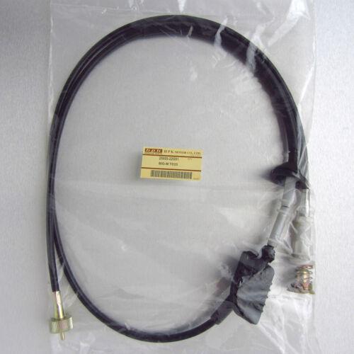 86-97 for Nissan Hardbody Navara D21 TD25 engine speedo meter cable speedometer