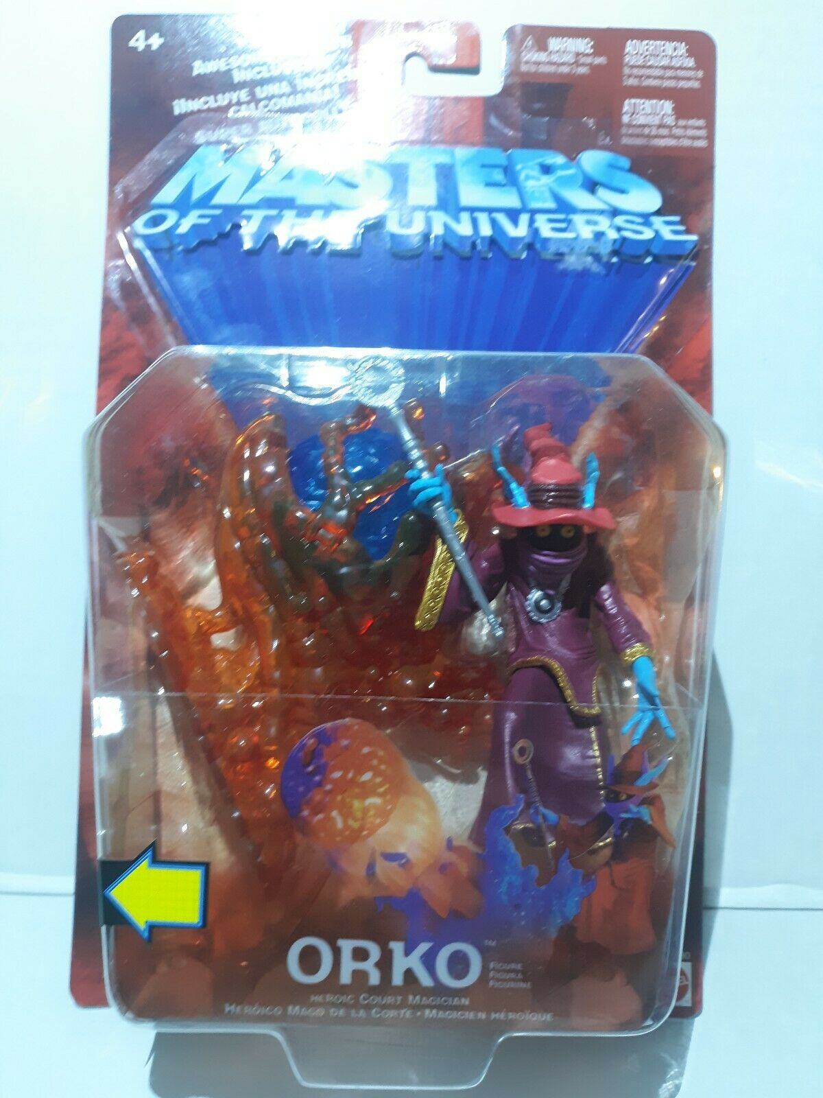 Masters of the universe 200x chase ORKO Variant