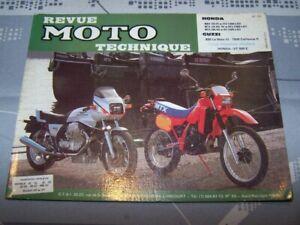 Oh Revue Technique Moto Rmt 53 Honda Mbx Mtx 125 200 Fe Fe2 Rd Guzzi 850 1000 Jouir D'Une Haute RéPutation Sur Le Marché International