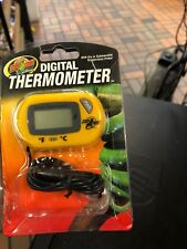 Digital Thermometer for Terrariums No. Th-24 by Zoo Med Laboratories Inc
