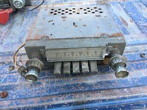 1964 FORD GALAXIE RADIO 12V 4MF 111539 USED UNKNOWN ...