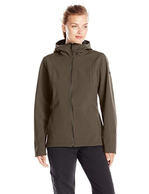 25bf95887bc womens Columbia Kruser Ridge Plush Softshell Jacket Large L water wind  resistant