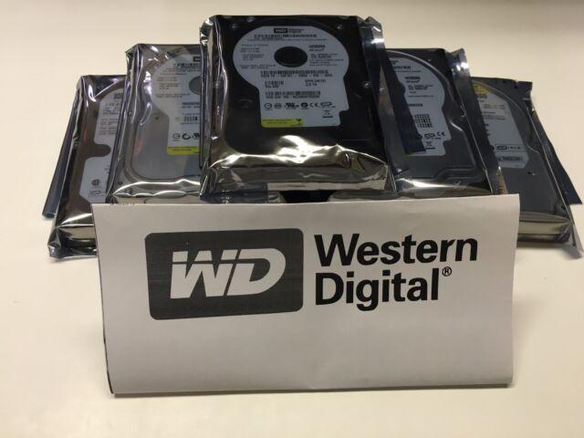 "Western Digital WD2500YD 250GB SATA 7200RPM Hard Drive 3.5"""