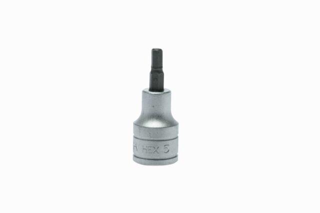 Teng Tools M121505-C Unidad de 1.3cmcm - S2 Hex Métrica Vaso con Punta - 5mm
