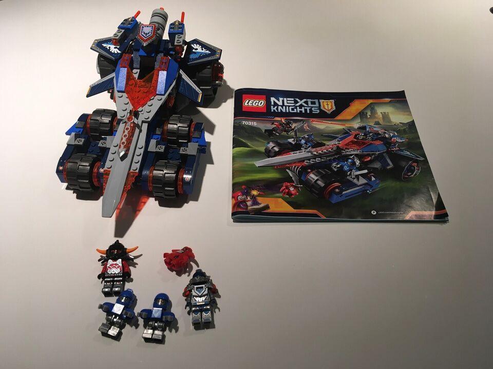 Lego Nexo Knights, 70315