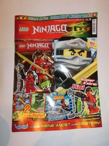 LEGO® NINJAGO COMIC NEU Waffen POLYBAG OVP 2015 RAR Limited Edition KAI