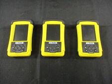Lot Of 3 Trimble Recon Pocket Pc Data Collector No Batteries
