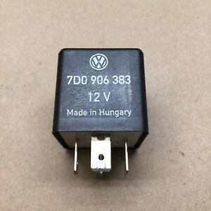 1996 2003 volkswagen vw eurovan fuse relay 194 oem. Black Bedroom Furniture Sets. Home Design Ideas