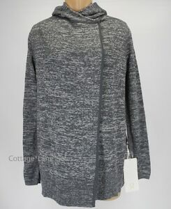 NEW-LULULEMON-Peace-Of-Mind-Wrap-4-Dark-Slate-Silver-Spoon-Grey-NWT-FREE-SHIP