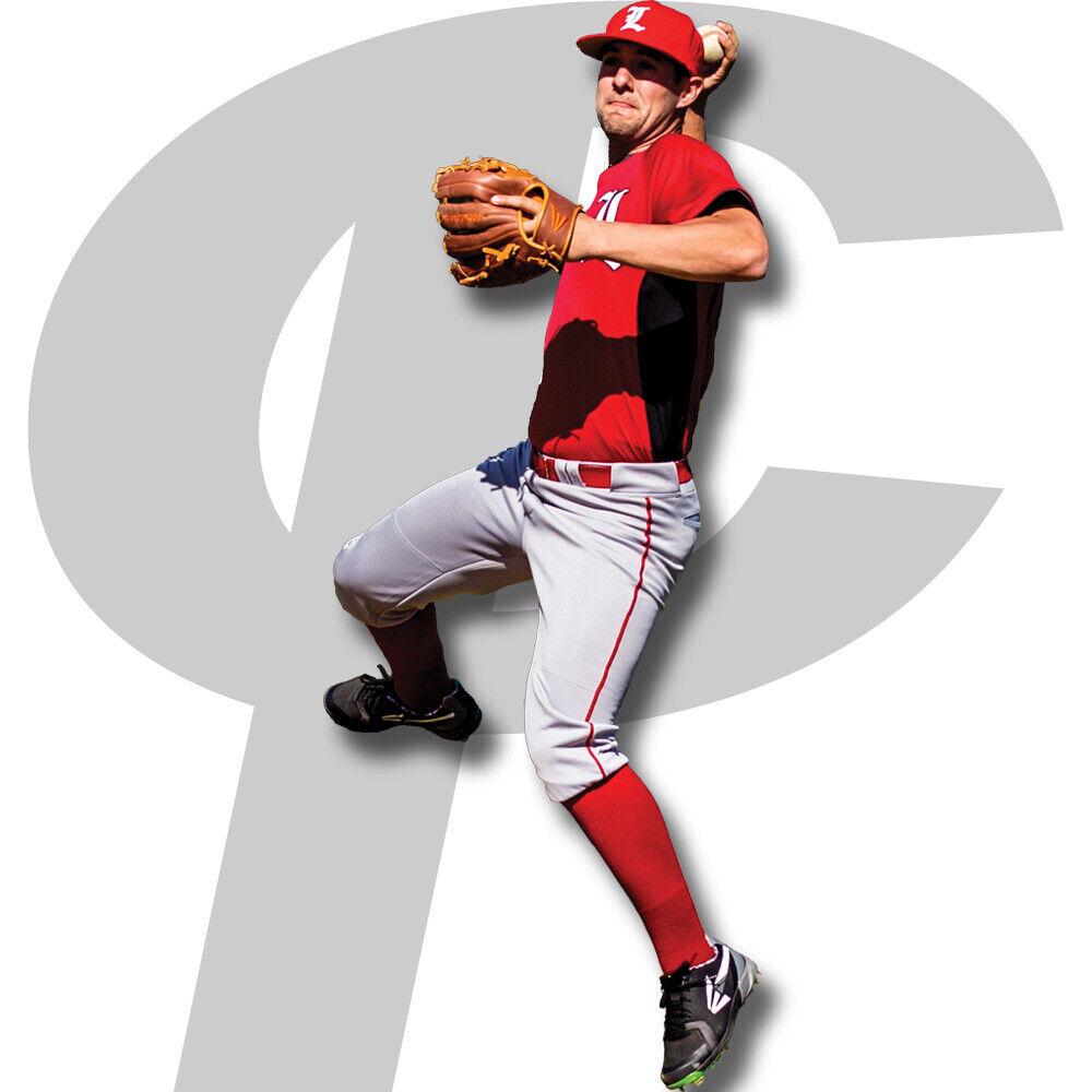L Easton Pro Knicker Baseball Pant A167105 WH//BK
