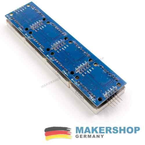 Dot Matrix Module 8x8 Display Arduino 4 Matrix max7219 LED LCD Raspberry Pi
