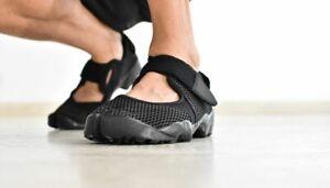 Nike Men's Air Rift BR Triple Black