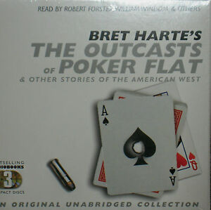the outcasts of poker flat review Download the app and start listening to the outcasts of poker flat today - free with a 30 day trial keep your audiobook forever no reviews are available.