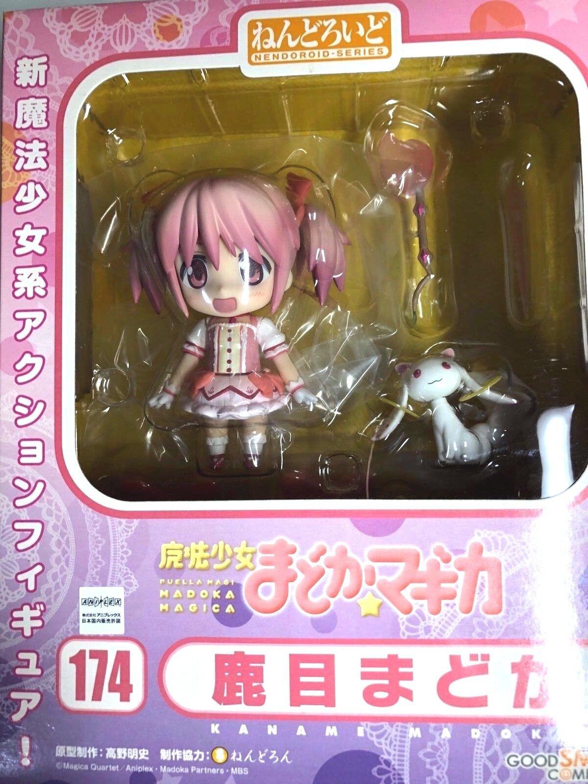 Free Shipping from Japan Authentic Nendoroid Madoka Kaname Puella Magi Madoka