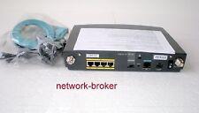Cisco 871W-G-E-K9 871 Router 128MB RAM 24MB Flash WLAN Wireless AP