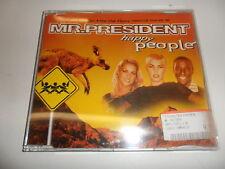 CD  Mr.President - Happy People/4 on the Floor