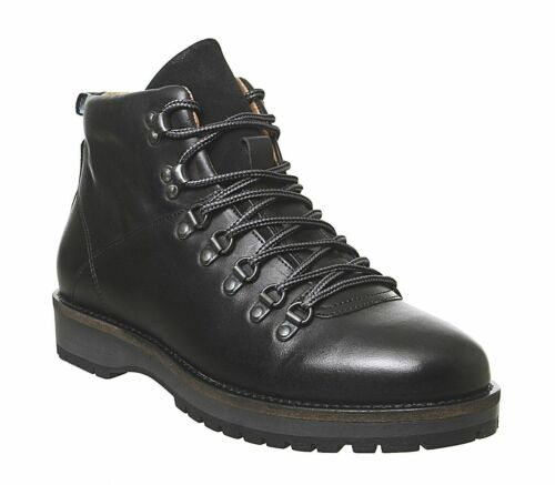 Mens Shoe The Bear Lawrence L Boots Black Formal Shoes