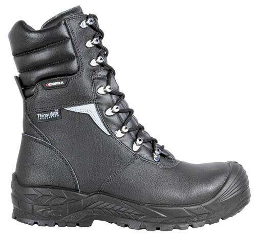 Cofra Bragi Safety Boots with Composite Toe Caps /& Midsole Thinsulate Lining