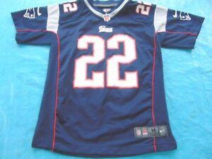 Stevan Ridley NFL Jersey