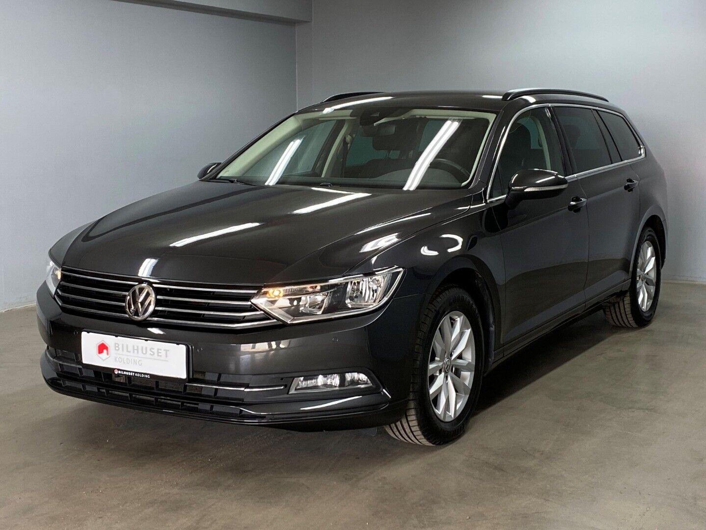 VW Passat 1,4 TSi 150 Comfortline Premium Variant DSG 5d - 249.900 kr.