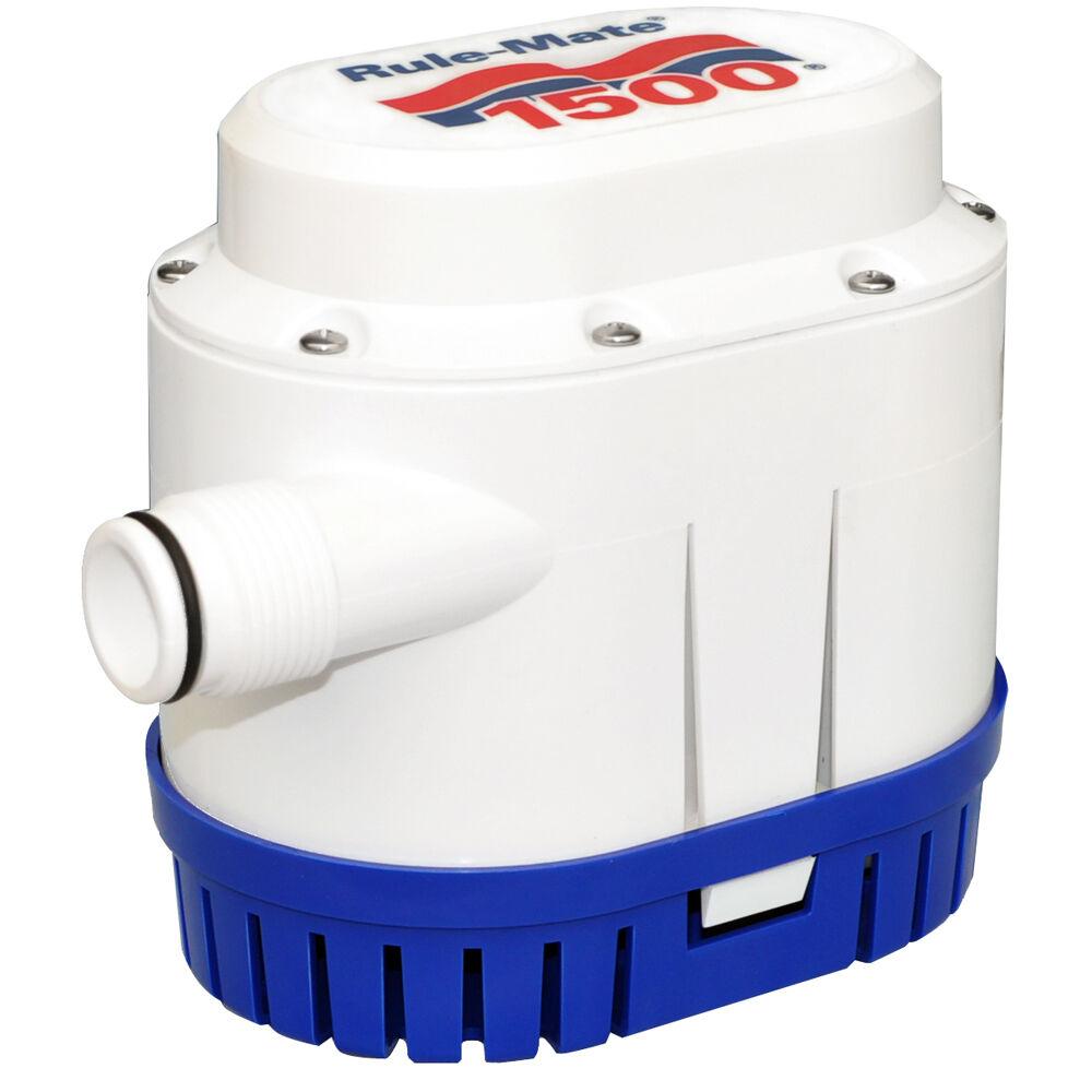 Rule Rule-Mate 1500 GPH Fully Automated Bilge Pump - 12V