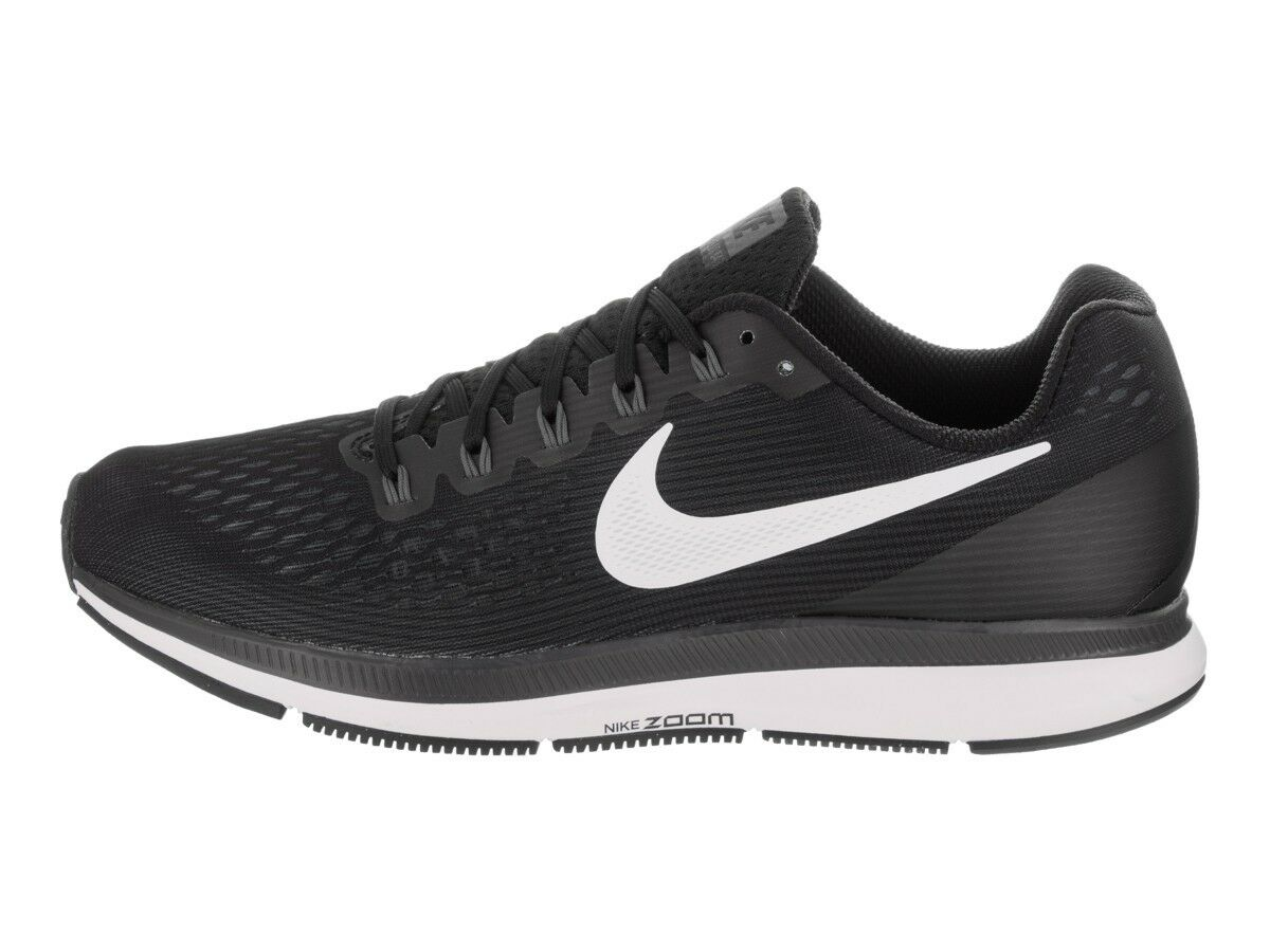 NIKE Men's Air Zoom Pegasus 34 Running shoes Black