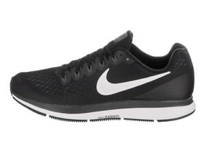 best sneakers 0e045 ab924 Details about NIKE Men's Air Zoom Pegasus 34 Running Shoe Black # 880555-001