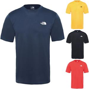 THE-NORTH-FACE-TNF-Flex-II-Running-Training-gym-T-Shirt-Short-Sleeve-Tee-Mens