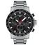Authentic-Tissot-SUPERSPORT-Chrono-in-Acciaio-Inox-Men-039-s-Watch-T1256171105100 miniatura 1