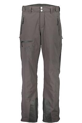 Frugale Maloja Outdoorhose Yorkton Funzione Pantaloni Grigio Granm. Foderato Stretch-mostra Il Titolo Originale