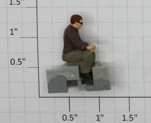 Acme 11000-1 O Locomotive Engineer Figure W// Seat