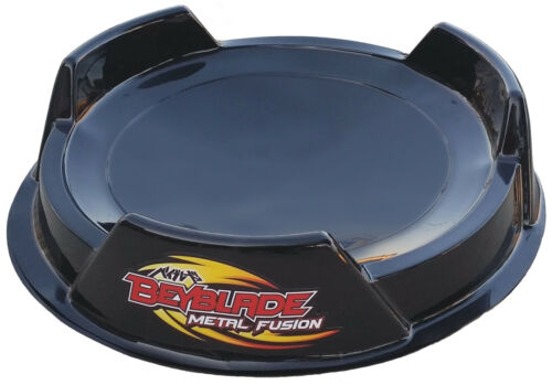 Beyblade DOUBLE LAYER Attack Type Stadium Arena BLACK Full Size BeyStadium BB10