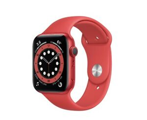 Apple Watch Series 6 44mm Product Red M00M3LL/A Brand New