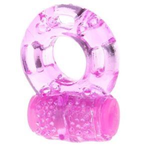 Anillo vibrador para pene de silicona apto Durex condones preservativos