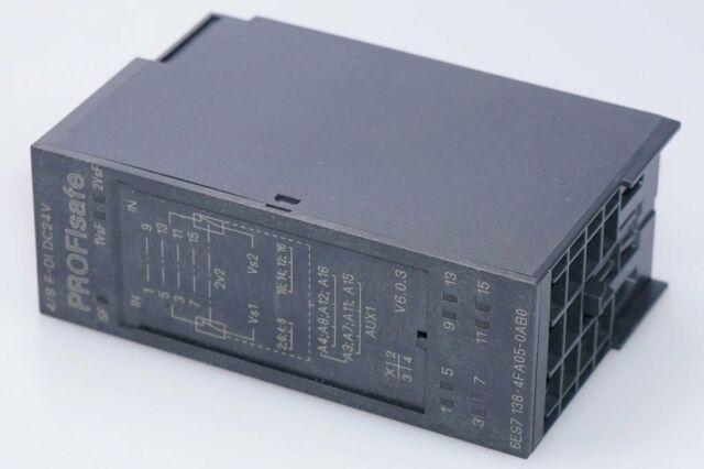 SIEMENS Simatic Dp Module Électronique Pour ET200S 6ES7 138-4FA05-0AB0